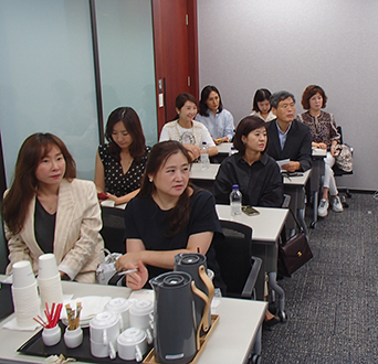 Higher Education Sessions Held in Seoul and At Branksome Hall Asia